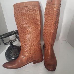 Frye Basket Case Tall Boots